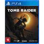 Shadow Of The Tomb Raider Ps4 100% Em Português Mídia Física