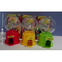 Mini Baleiro Candy Machine 10cm Kit Com 20 Unidades