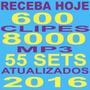 8000 Músicas Dj Vj 600 Video Clipes 55 Sets 2016 Receba Hoje