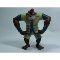 Boneco Macaco Haha Coleção Mutante Rex - Mc Donalds