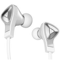 Fone De Ouvido Monster Dna In Ear Branco Para Iphone Novo