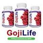 Goji Life 2 Potes Fórmula Avançada Gojiberry Original