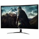 Monitor Gaming Mtek 144hz - Curvo - Full Hd - 24'