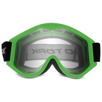 Oculos Motocross Pro Tork 788 Trilha Off Road Cross Verde