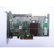 Placa Controladora Dell Perc 6i Sas/sata Pci-e