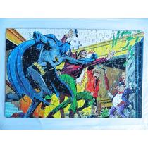 Quebra Cabeça Jigsaw Puzzle Batman 200 Peças - Falta 1 Peça