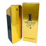 Perfume One Million Eau De Toilette 200 Ml -original