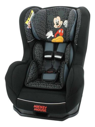 Cadeira Para Carro Team Tex  Disney Primo Mickey Mouse Vite