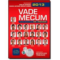 Vade Mecum -legislação Selecionada Para Oab E Concursos 2013