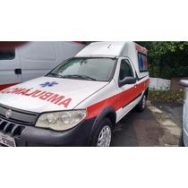 Strada Ambulancia 2010 Furgao 1.4 Flex