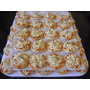 Mini Pizzas Congeladas - Pré Assadas - Produto Pronto!