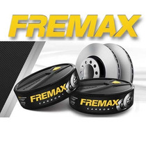 Disco De Freio Dianteiro Volkswagen Fox 1.6 8v Marca Fremax