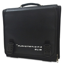 Bolsa Maleta Para Video Game Ps3 Play Station Slim Hardline