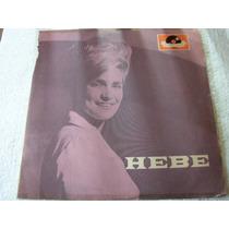 Lp Hebe Camargo & Arranjos De Gaya 1967 Polydor