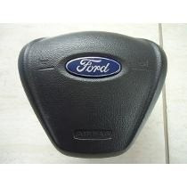 Tampa De Airbag Volante Ford New Fiesta Ecospor