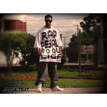 Rap Camisetas Roupas Hip Hop