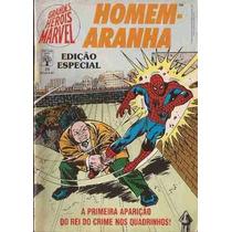3 Gibis Antigos, Grandes Heróis Marvel Nº 22 - 23 -31
