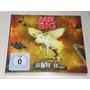 Box Mr. Big - What If.. (europeu Digipack Cd + Dvd) Lacrado Original