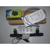 Filtro Uv-c 8w + Bomba De 150l/h Clean Jump Aquários E Lagos