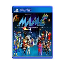 Multijogos Arcade Mame Com 6.905 Jogos Para Ps3 Com Cfw