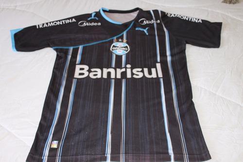 b548971cc1e05 Camisa Grêmio Away 2010 Original Puma Leia Tudo !