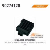 Regulador Retificador Magnetron - Xre 300, Nx 400i Falcon