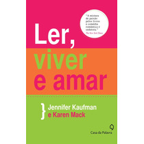 Livro - Ler Viver E Amar