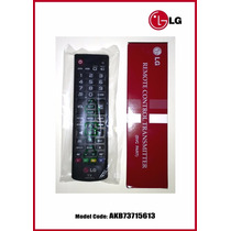 Controle Remoto Tv Lg Akb73715613 Original Lcd-led-plasm