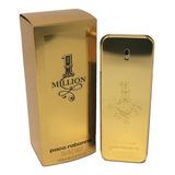 Perfume One Million Edt. 100ml - 100% Original + Amostra