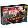 Lego 70618 - Lego Ninjago - Navio Recompensa Do Destino