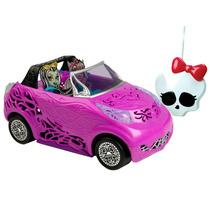 Carro Monster High Ghost Car Rádio Controle - Candide