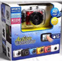 Filmadora Camera Digital Hd Esporte Mergulho Capacete