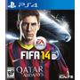 Jogo Semi Novo Lacrado Da Ea Sports Fifa 14 Playstation 4 comprar usado  Araguari