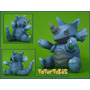 Papercraft Pokemon Rhydon Doll