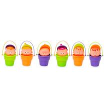 Brinquedo Novo Pipiticos Baldinho Da Estrela Sortidos
