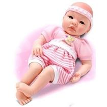 Kit 6 Bonecas Bebê Tata + 6 Corpinhos Articulados