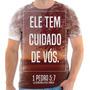 Camiseta Camisa Blusa Jogo Video Gospel Evangélica Igreja 01