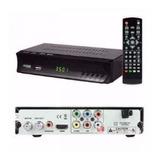 Receptor Conversor Tv Digital  Acompanha Cabo  Rca