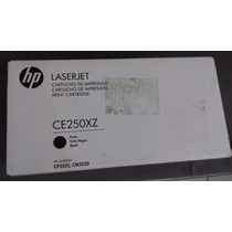 Cartucho De Toner Hp 504a Ce250 Black Original