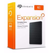 Seagate Original 1tb Lacrado - Barato