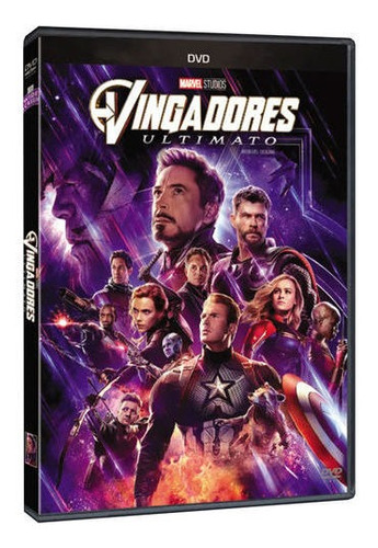 Dvd Vingadores Ultimato Original Lacrado