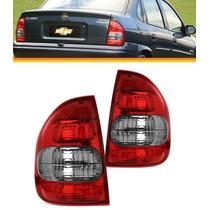 2 Lanterna Corsa Sedan Classic 2000 2001 2002 A 10 (esq+dir)