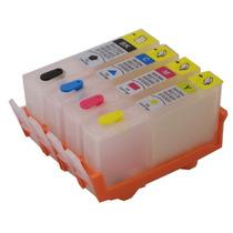 Cartucho Recarregável Impressora Hp 6230/6830/6835/6812/6815