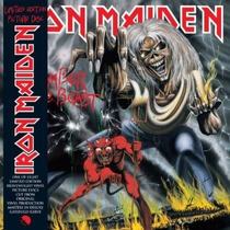 Iron Maiden-the Number Of The Beast [vinyl]picture Disc