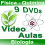 Física + Química + Biologia Videoaulas Enem E Vestibular