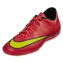 Tênis Nike Mercurial Victory Ic Cereja