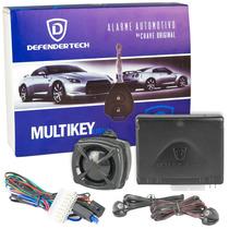 Alarme Automotivo Defendertech Multikey Carro Anti Assalto