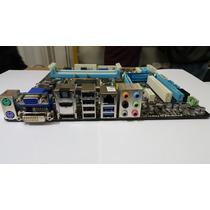 Placa Mãe Chip Intel Q7700 Desktop Lga1155 Ddr3 I3 I5 I7
