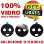 Lente De Vidro Camera Traseira Moto G6   G6 Play   G6 Plus
