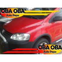Volkswagem Crossfox 2006/2007 Sucata P/ Retirar Peças